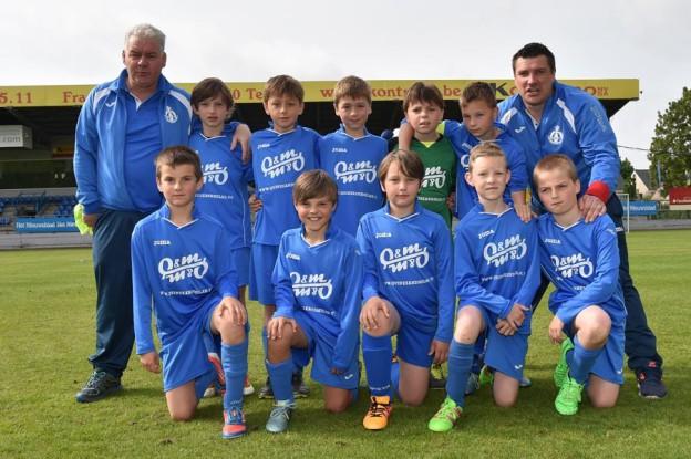 ploeg jeugdcup